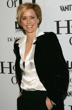 Tea Leoni at the premiere of &quot;House Of D.&quot;